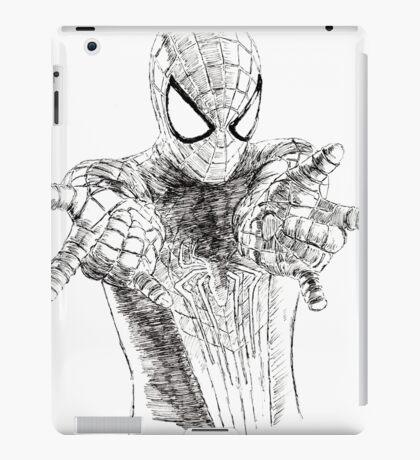 Spider-Man art iPad Case/Skin