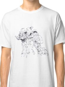 Luke on Hoth art Classic T-Shirt