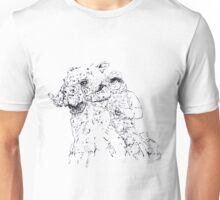 Luke on Hoth art Unisex T-Shirt