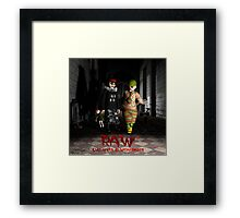 RAW - Lullabyes & Nightmares Framed Print