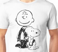 Peanuts meets Star Wars Unisex T-Shirt