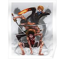 The Monster Trio Poster