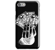 Magic Card Trick iPhone Case/Skin