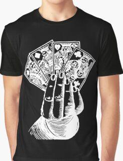 Magic Card Trick Graphic T-Shirt