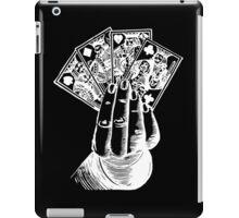 Magic Card Trick iPad Case/Skin