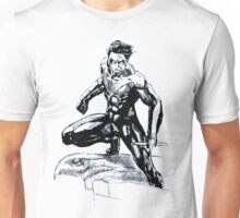 Nightwing art Unisex T-Shirt