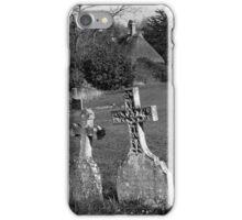 Hadstock Church Graveyard, Essex, UK iPhone Case/Skin