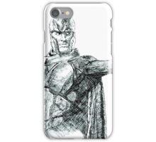 Magneto art iPhone Case/Skin
