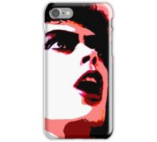 Frank N Furter Andy Warhol iPhone Case/Skin