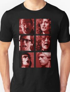 Rocky Horror Reactions  Unisex T-Shirt