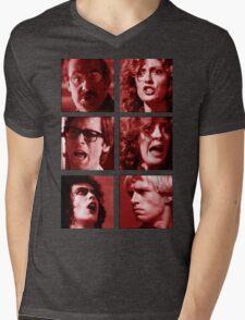 Rocky Horror Reactions  Mens V-Neck T-Shirt