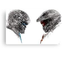 Halo 5 art Canvas Print