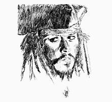 Jack Sparrow art Unisex T-Shirt