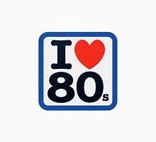 I Heart 80s Unisex T-Shirt