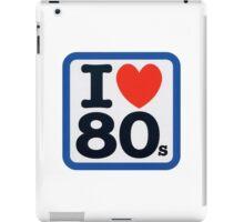 I Heart 80s iPad Case/Skin