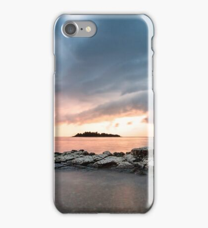 Approaching storm iPhone Case/Skin