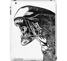 Alien Art iPad Case/Skin