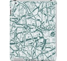 Infinite road green  iPad Case/Skin
