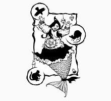 Mermaid Witchcraft Men's Baseball ¾ T-Shirt