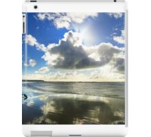 Freshwater West Shipwreck.The Undiscovered Willemoes Anchor. iPad Case/Skin