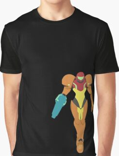 Samus - Super Smash Bros. Graphic T-Shirt