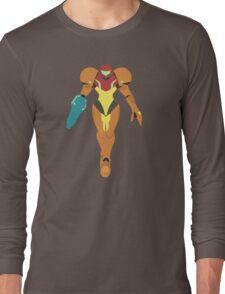 Samus - Super Smash Bros. Long Sleeve T-Shirt