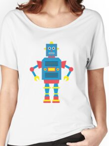 a humanoid Women's Relaxed Fit T-Shirt