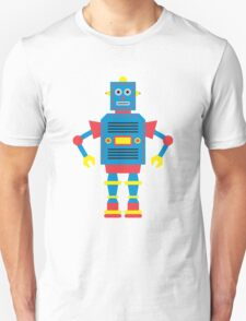 a humanoid Unisex T-Shirt