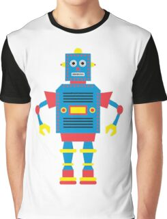 a humanoid Graphic T-Shirt