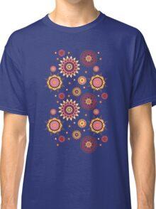 Flower Mandalas Classic T-Shirt