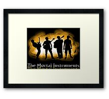 The Mortal Instruments Band Framed Print