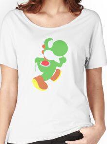 Yoshi - Super Smash Bros. Women's Relaxed Fit T-Shirt