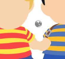 Ness & Lucas (Blue) - Super Smash Bros. Sticker