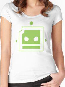 Team Robot Women's Fitted Scoop T-Shirt