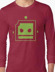 Team Robot Long Sleeve T-Shirt