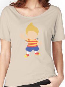 Lucas - Super Smash Bros. Women's Relaxed Fit T-Shirt