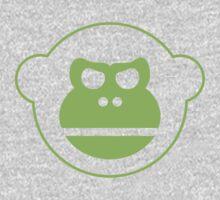 Team Monkey One Piece - Short Sleeve