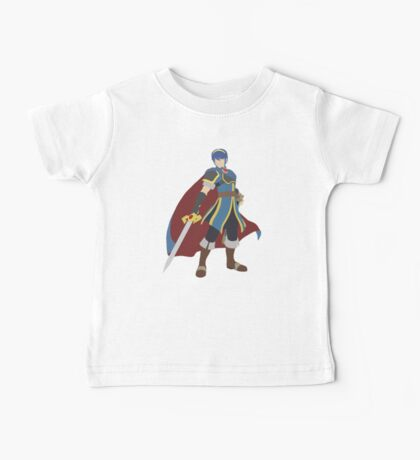 Marth - Super Smash Bros. Baby Tee
