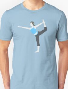 Wii Fit Trainer ♀ - Super Smash Bros. Unisex T-Shirt
