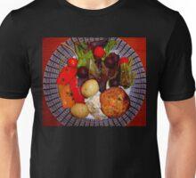 Mini Frittata With Salad Unisex T-Shirt
