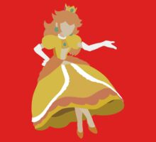 Peach (Daisy) - Super Smash Bros. Baby Tee
