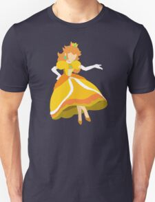Peach (Daisy) - Super Smash Bros. Unisex T-Shirt