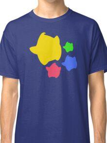 Lumas (Yellow, Red, Blue, Green) Classic T-Shirt