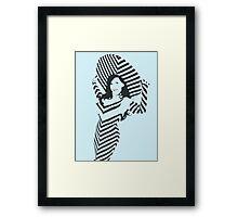 DeLa Framed Print