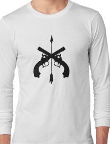 Critical Role - The Gunslinger and the Ranger Long Sleeve T-Shirt