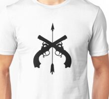 Critical Role - The Gunslinger and the Ranger Unisex T-Shirt