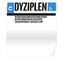 Dyziplen Poster