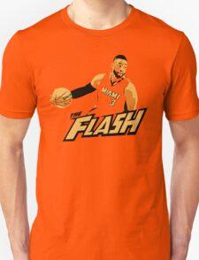 "Dwyane ""The Flash"" Wade T-Shirt"