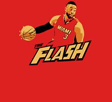 "Dwyane ""The Flash"" Wade Unisex T-Shirt"