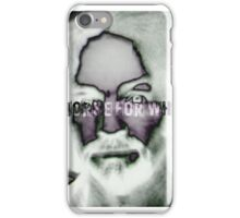 Remorse for what? Charles Manson design iPhone Case/Skin